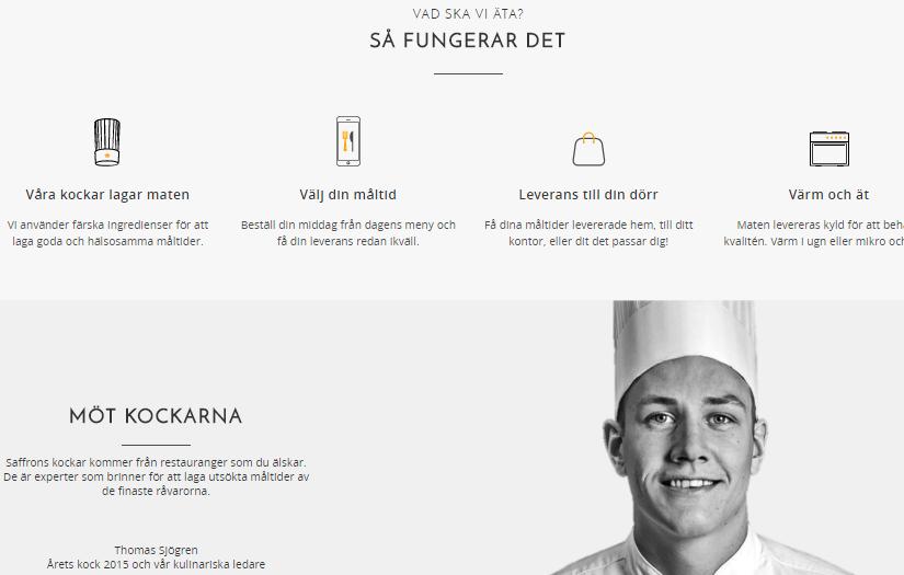 Saffron Cooks - Success Story