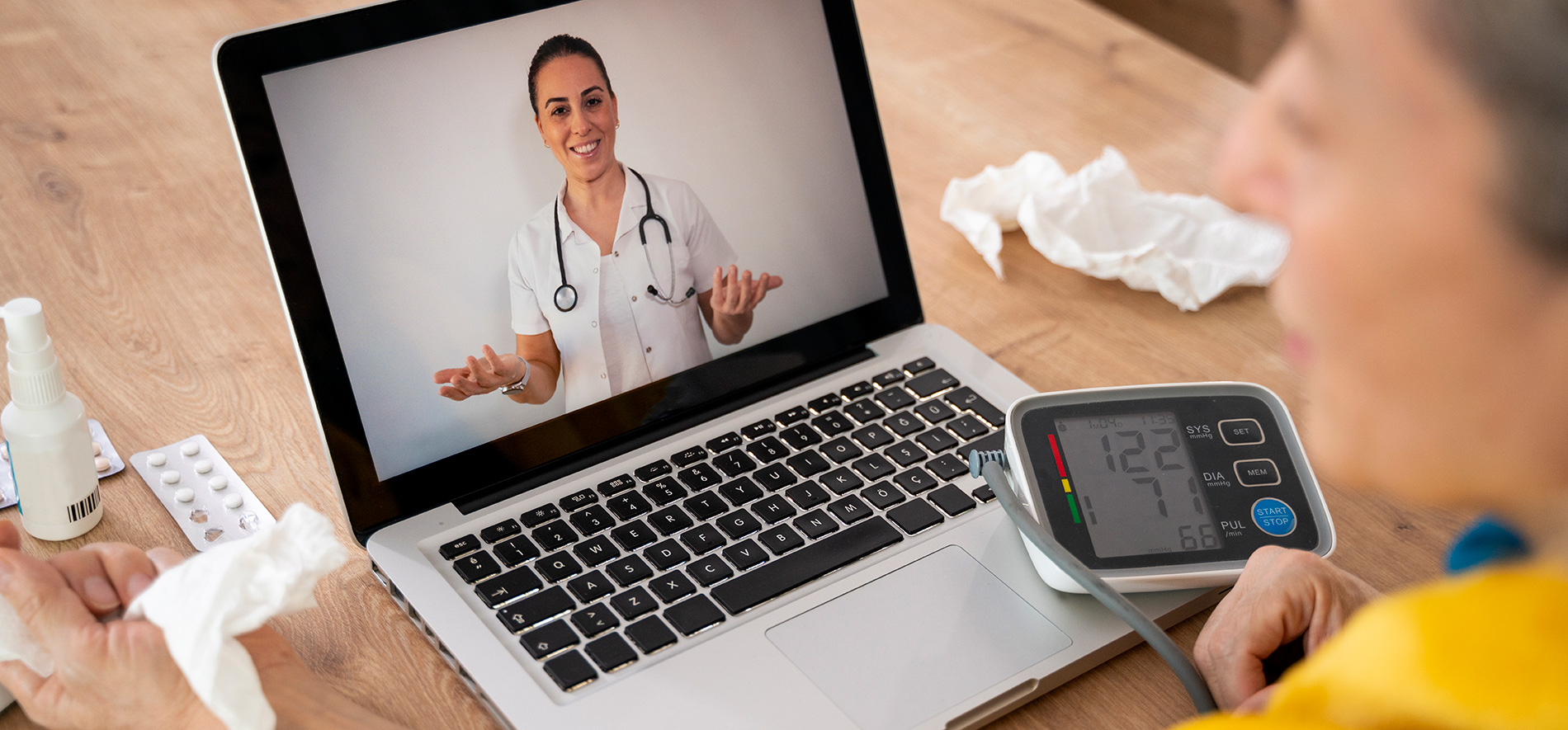Global Healthcare Trends - Telemedicine