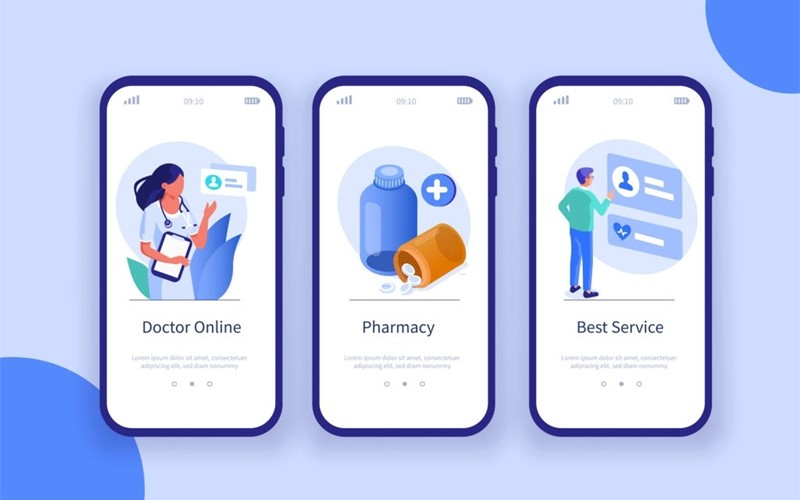How to develop a healthcare app - 1
