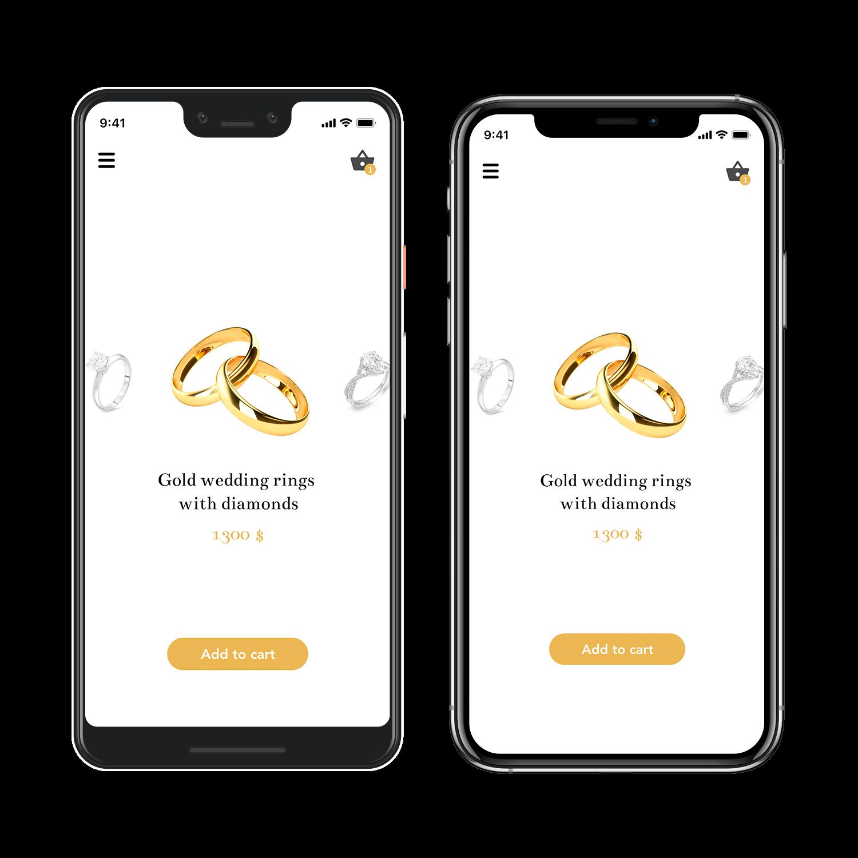 trading mobile app